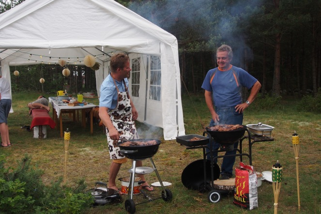 Meie grillimeistrid